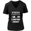 T shirt not camping enough hoodies sweatshirts Vnecks long sleeves CAMP1049