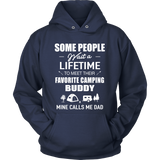 T-Shirts favorite camping buddy hoodies sweatshirts Vnecks long sleeves CAMP1031
