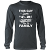 T-shirts hoodie love camping with his family hoodies sweatshirts Vnecks long sleeves CAMP1007D3