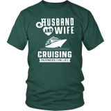 T-Shirts hoodies husband and wife cruising CRU1006