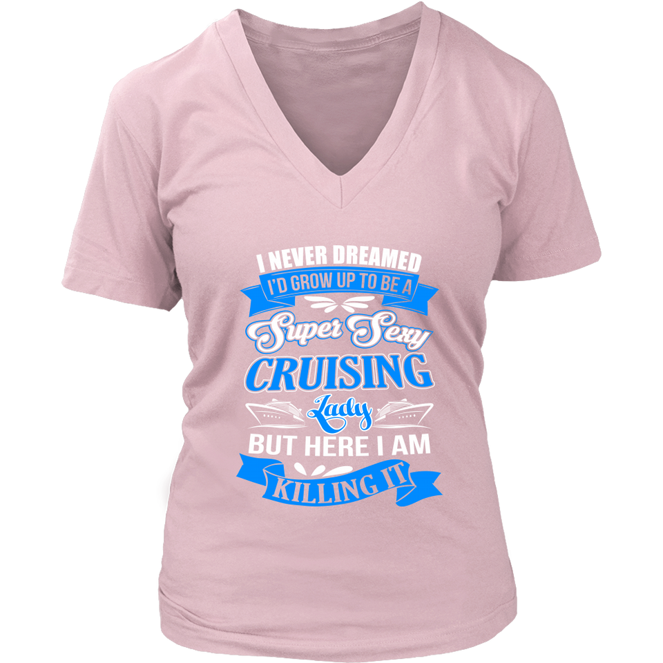 T-Shirts hoodies super sexy cruising lady CRU1005