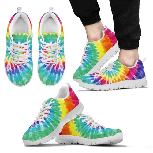 Tie Dye Men Sneakers