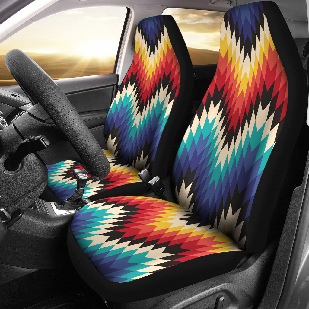 Tribal Aztec Universal Fit Car Seat Covers