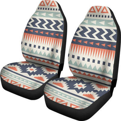 Tribal Aztec vintage pattern Universal Fit Car Seat Covers