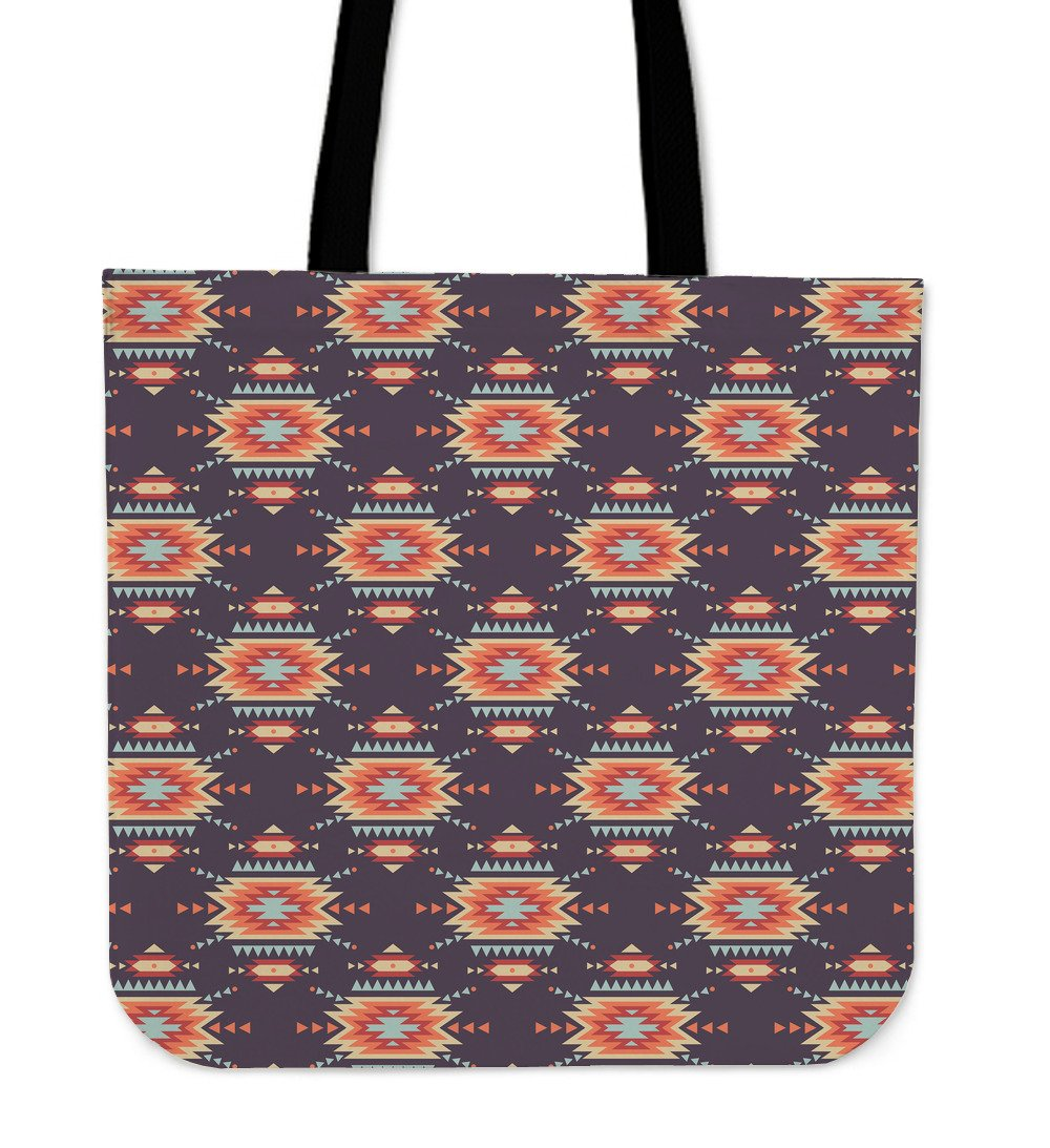 Tribal Indians Aztec Tote Bags
