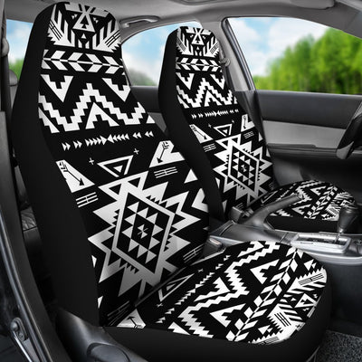 Tribal indians native aztec Universal Fit Car Seat Covers