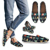 Tribal native american tent Aztec Women Casual Shoes-JorJune.com