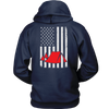 Tshirt Camping flag USA hoodies sweatshirts Vnecks long sleeves CAMP1051