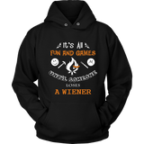 Tshirt Loses a wiener camping hoodies sweatshirts Vnecks long sleeves CAMP1019