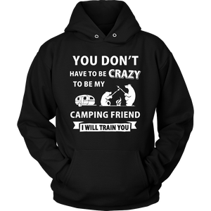 Tshirts Camping friend camp1136