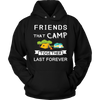 tshirts Friends that camp together camp1134