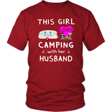 tShirts girl love camping with her husband hoodies sweatshirts Vnecks long sleeves tank top camp1073