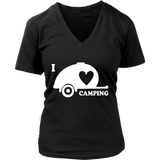 tShirts I love Camping hoodies sweatshirts Vnecks long sleeves CAMP1062