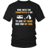 Tshirts in to the campsites i go to lose my mind camping hoodies love sweatshirts Vnecks long sleeves camp1064