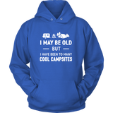 tShirts Many cool campsites camping hoodies sweatshirts Vnecks long sleeves CAMP1059