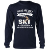 Tshirts ski season hoodies love sweatshirts Vnecks long sleeves ski1002