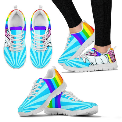 Unicorn Rainbow Women Sneakers