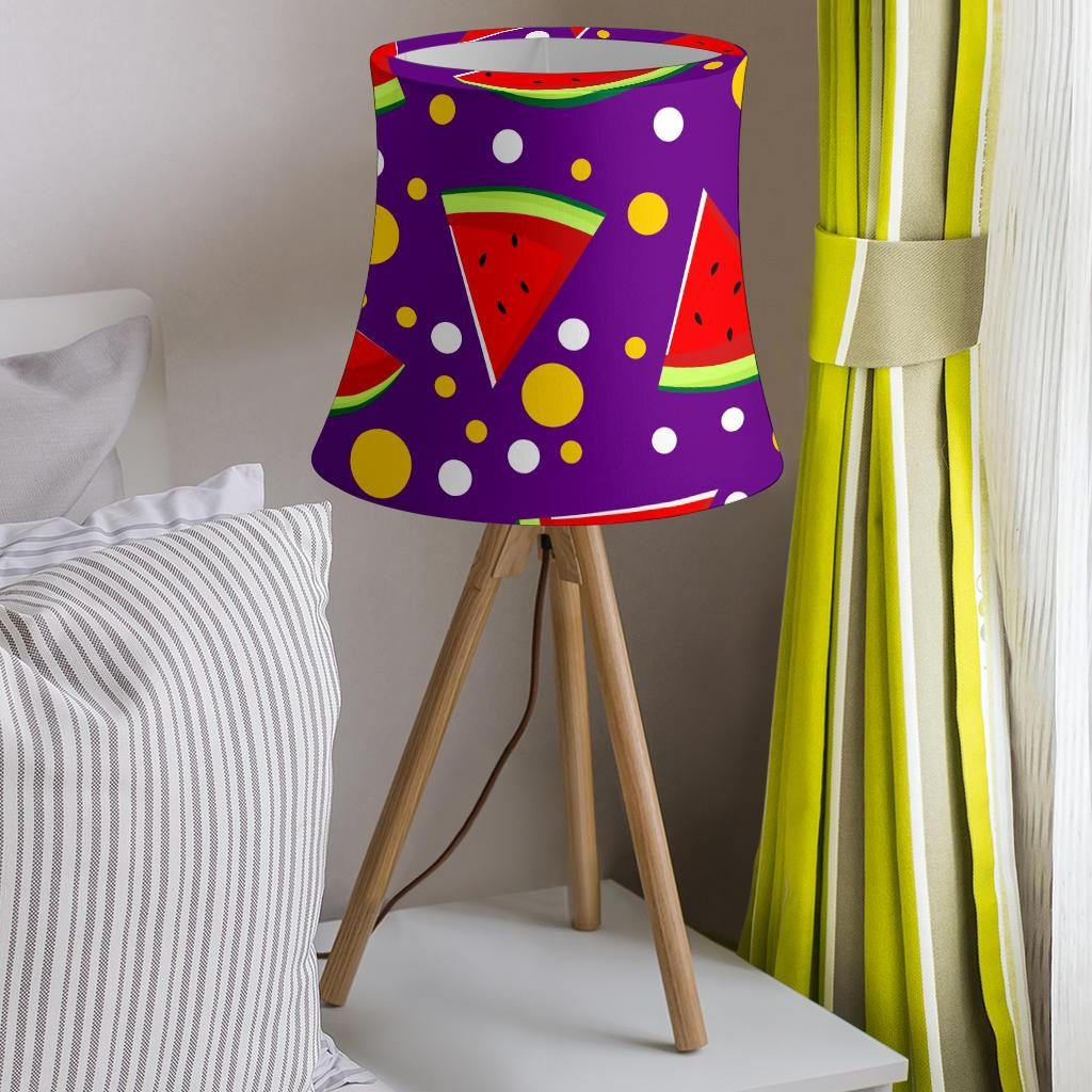 Watermelon Pattern Print Design WM010 Drum Lamp Shade-JORJUNE.COM