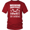 WEEKEND FORECAST HAWAII HAW1006