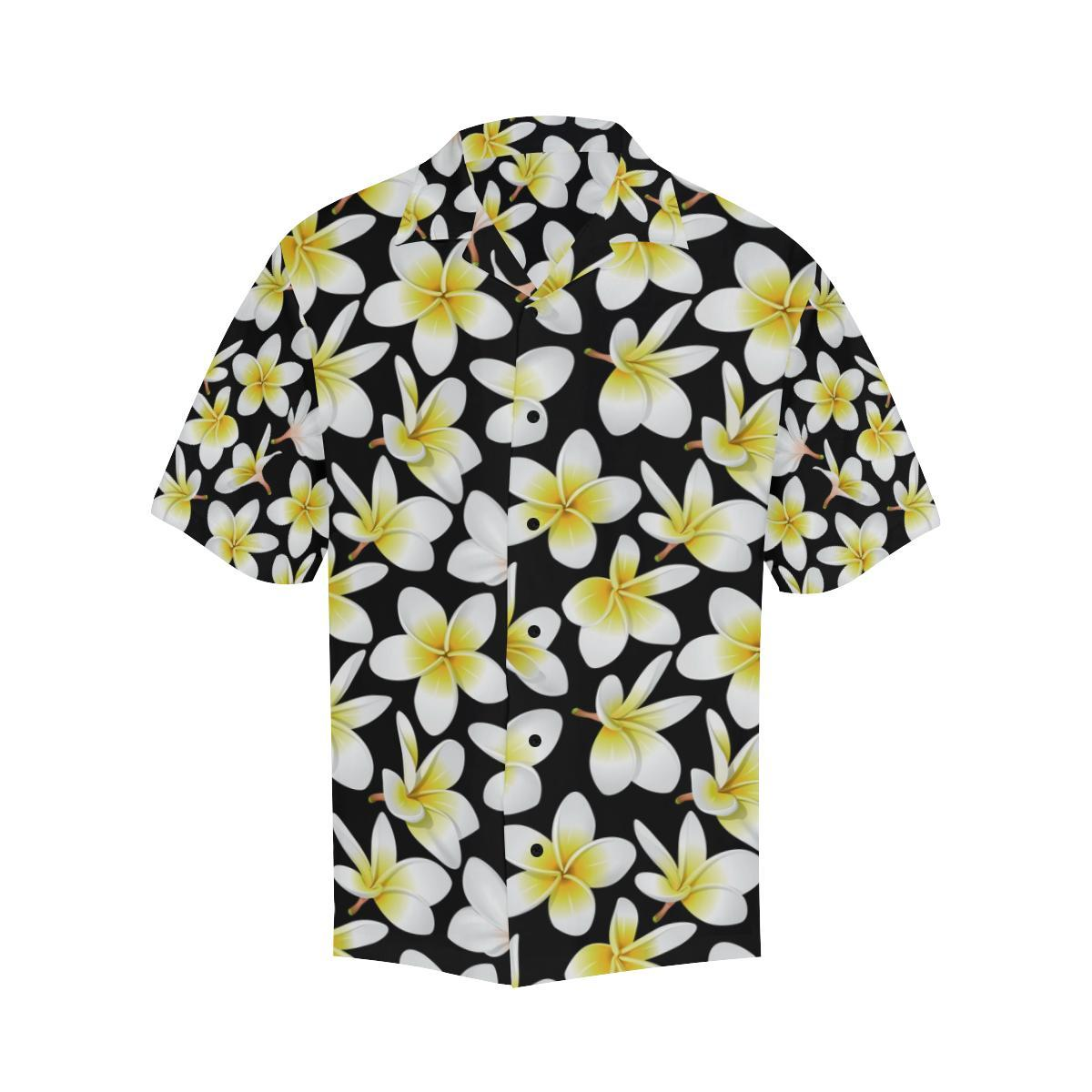 672a10a9 Size Guide. undefined. SIZE GUIDE. Product Details. Yellow Plumeria Hawaiian  Flowers Men Aloha Hawaiian Shirt ...