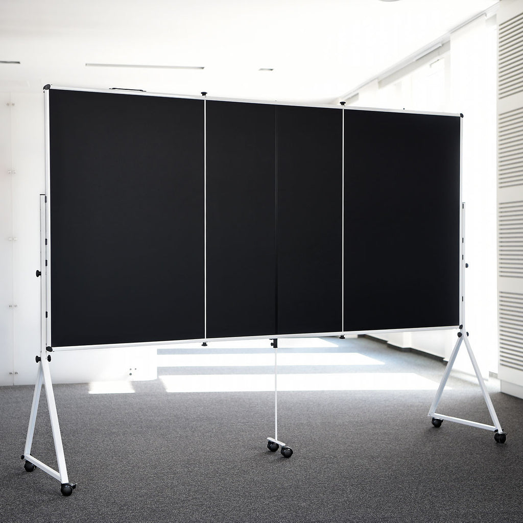 Rent GraphicWall V3 black foam board