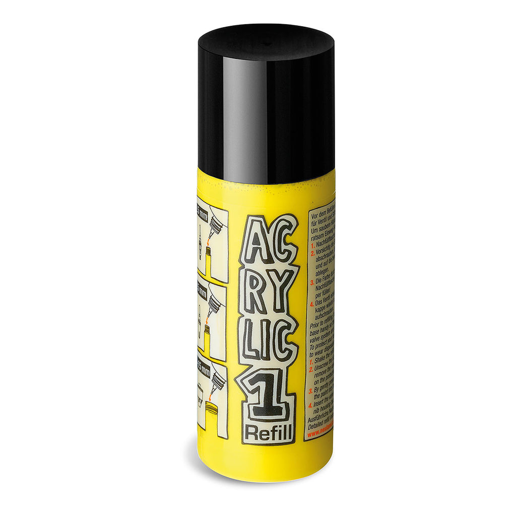 AcrylicOne Refill,  AC 506 yellow