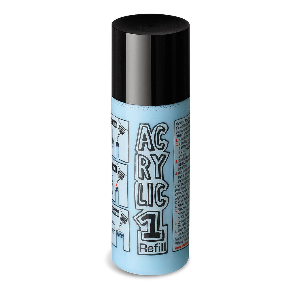 AcrylicOne Refill,  522 pastel blue