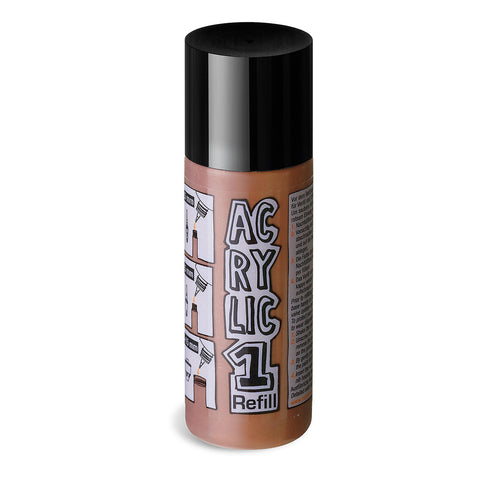 AcrylicOne Refill,  546 brown