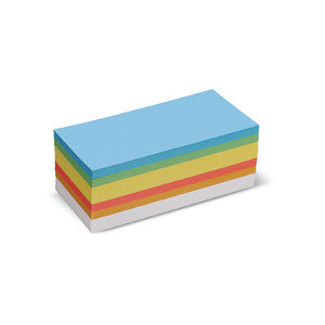500 Pin-It Cards, rectangular, assorted