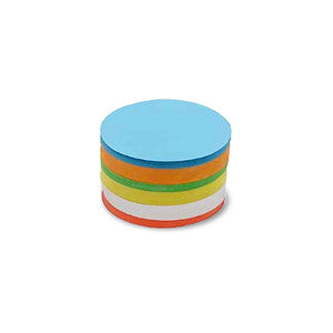 500 Pin-It Cards, medium round, assorted