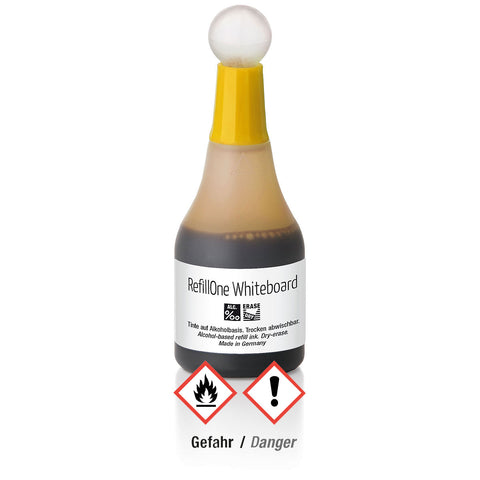 Refill Ink RefillOne, Whiteboard W501 Yellow