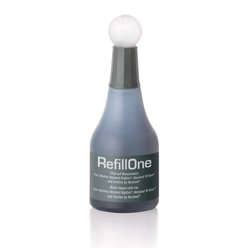 Refill Ink RefillOne, 104 grey 1