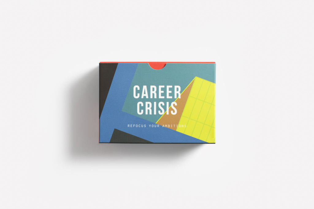 Career Crisis Prompt Cards -  60 prompt cards to help you work through moments of career crisis.