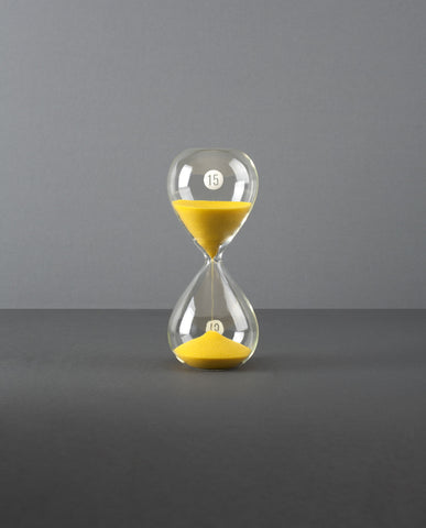 15 Minutes Timer - Making time for what really matters