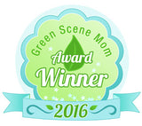 Liliputi Buckle Carrier - Green Scene Mom Award Winner