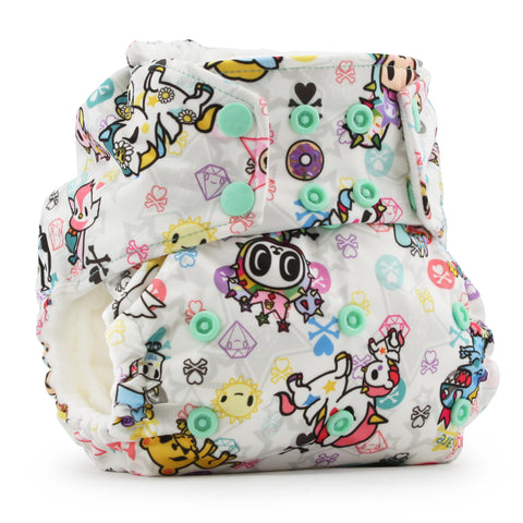 Kanga Care x tokidoki - Rumparooz G2 SNAP Cloth Diaper - tokiBambino
