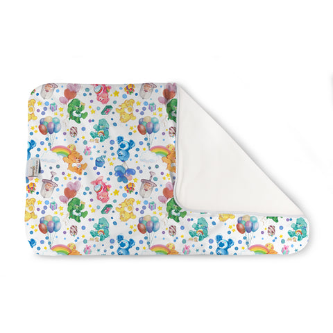 OceanoKidz.com - Kanga Care x Care Bears :: Birthday Party - Changing Pad *Limited Edition*