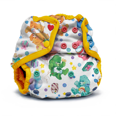OceanoKidz.com - Kanga Care x Care Bears :: Birthday Party - Rumparooz SNAP Cloth Diaper Cover (One Size) *Limited Edition*