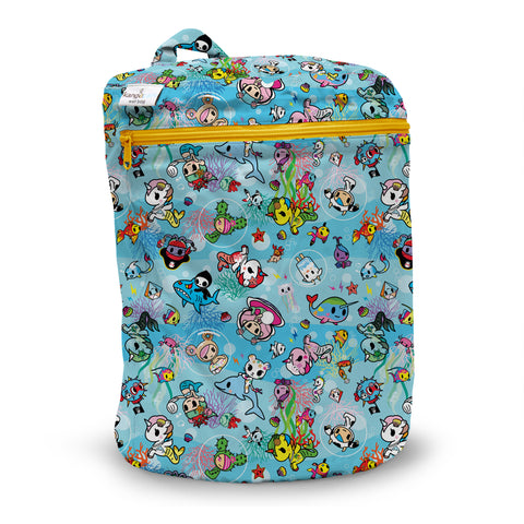 OceanoKidz.com - Kanga Care x tokidoki Wet Bag - tokiSea *Limited Edition*