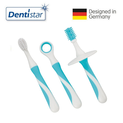 OceanoKidz.com - Dentistar Tooth Care Starter Set (6+ months)