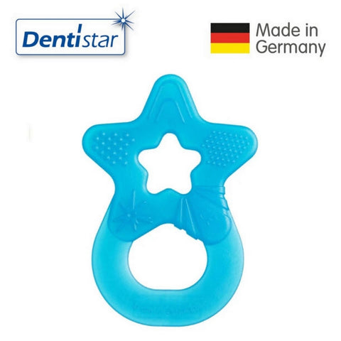 Dentistar Tooth-friendly Star Teether (3+ months) - Blue