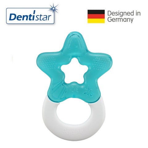 Dentistar Tooth-friendly Cooling Teether (3+ months) - Blue