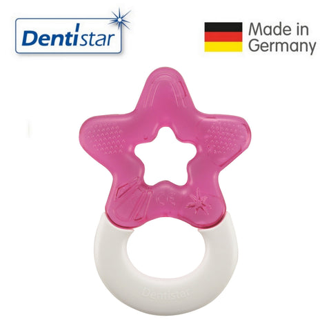 OceanoKidz.com - Dentistar Tooth-friendly Cooling Teether (3+ months) - Magenta