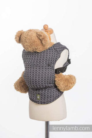 OceanoKidz.com - LennyLamb Doll Carrier - Little Love - Harmony (100% Cotton)