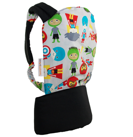Smart Bottoms Doll Carrier - Superkids