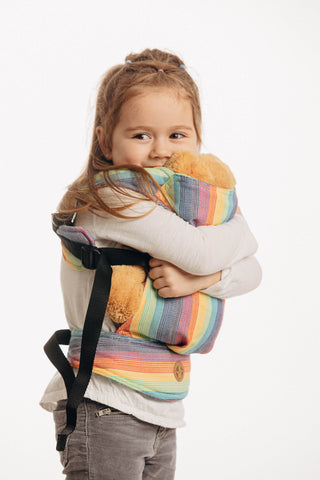 LennyLamb Doll Carrier - Luna (100% Cotton)