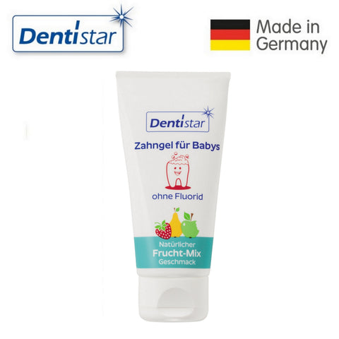 OceanoKidz.com - Dentistar Non-Fluoride Tooth Gel, 30ml