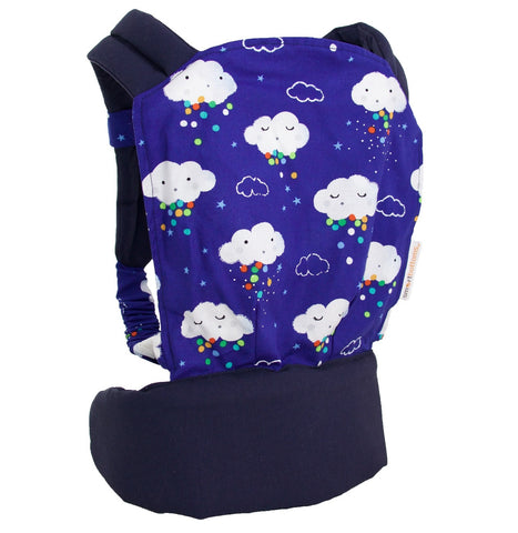 OceanoKidz.com - Smart Bottoms Doll Carriers - Rainbow Cumulus [Oceano Kidz Exclusive]