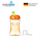 OceanoKidz.com - Baby Nova Drinking Cup 300 ml in Orange (36+ months)