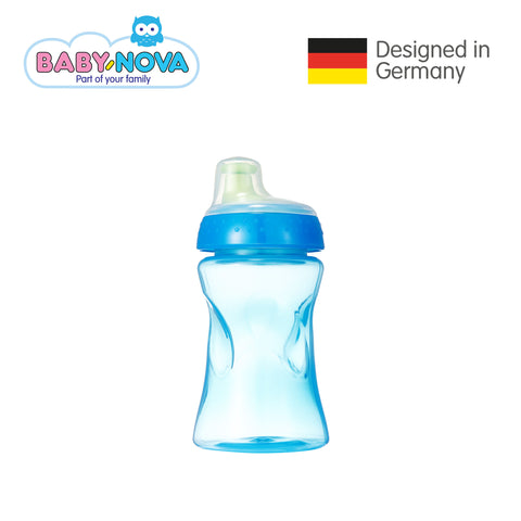 Baby Nova Drinking Cup 300 ml in Blue (36+ months)
